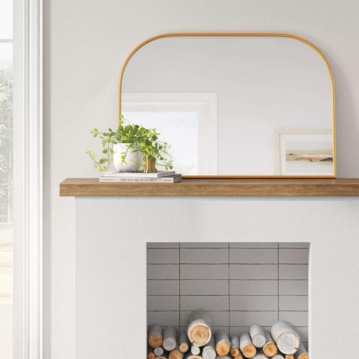 The mantle mirror