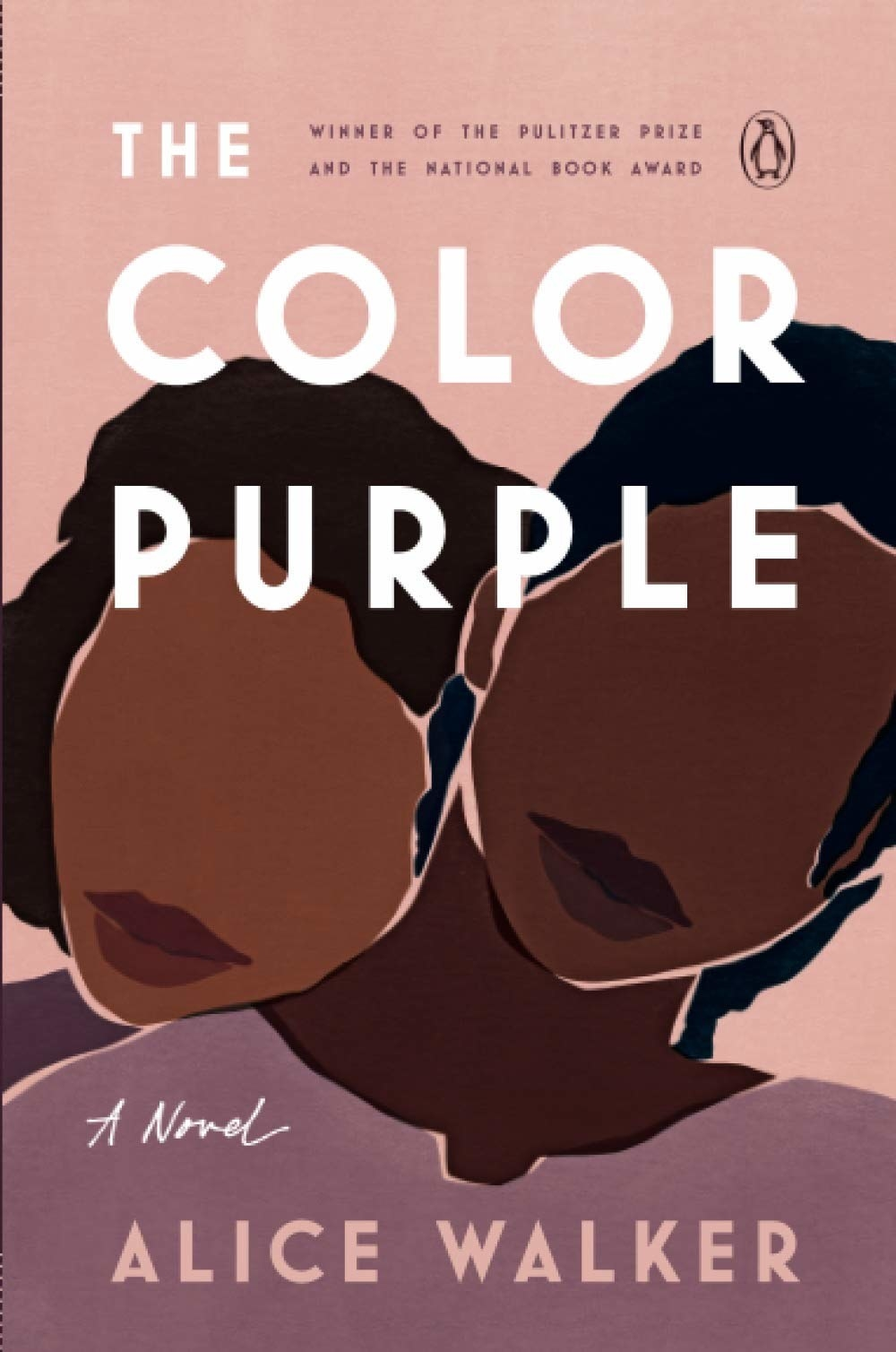 the cover of alice walker's the color purple