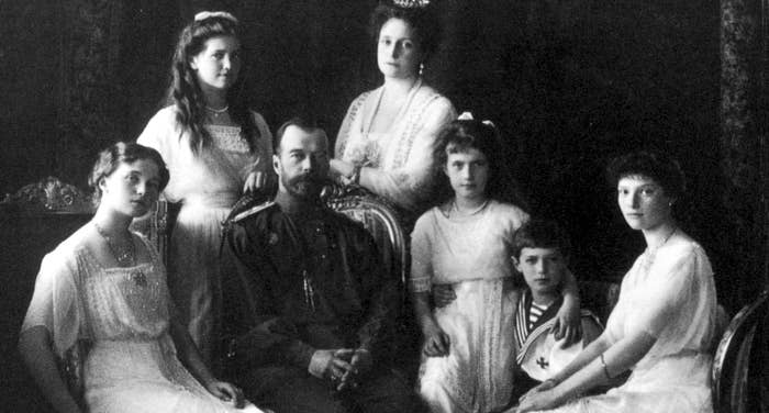 The Russian Imperial Family