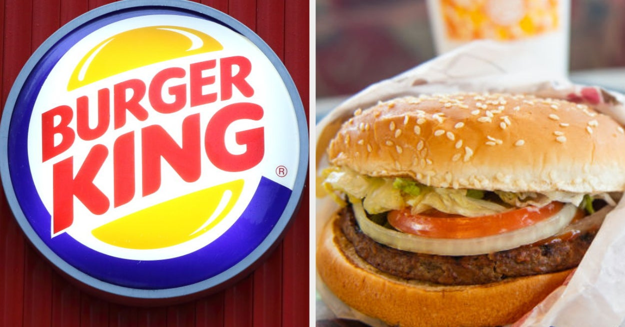 Pick The Fast Food Slogan You Recognize And We'll Guess Your Age
