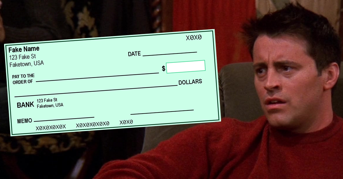Do You Have Any Idea How To Fill Out A Check?