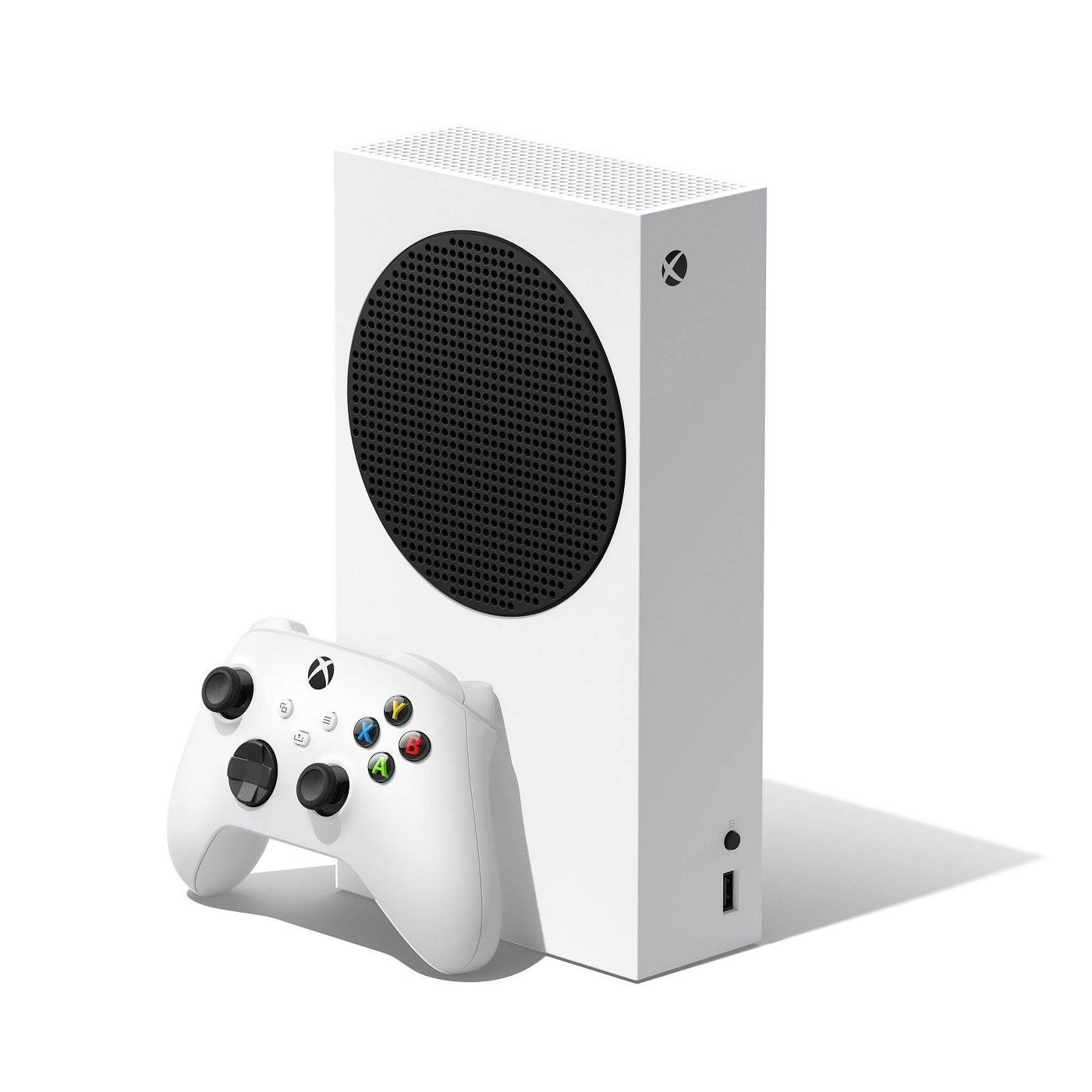 An Xbox series S console