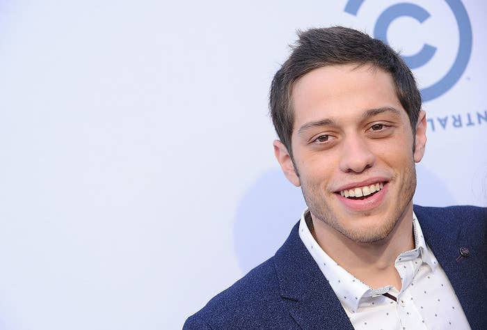 Pete Davidson attends the Comedy Central Roast of Rob Lowe