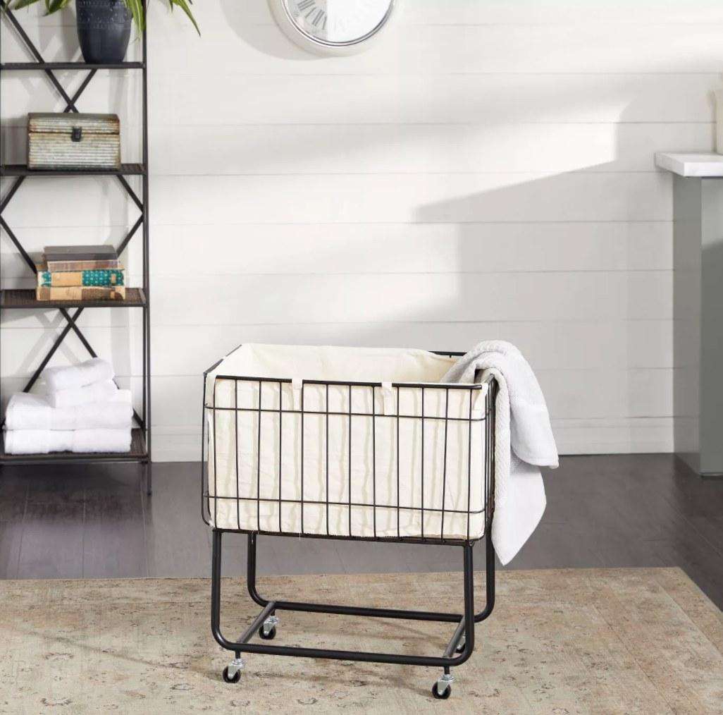 The storage cart