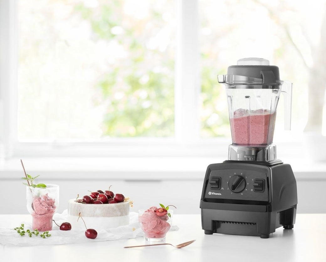 The Vitamix blender