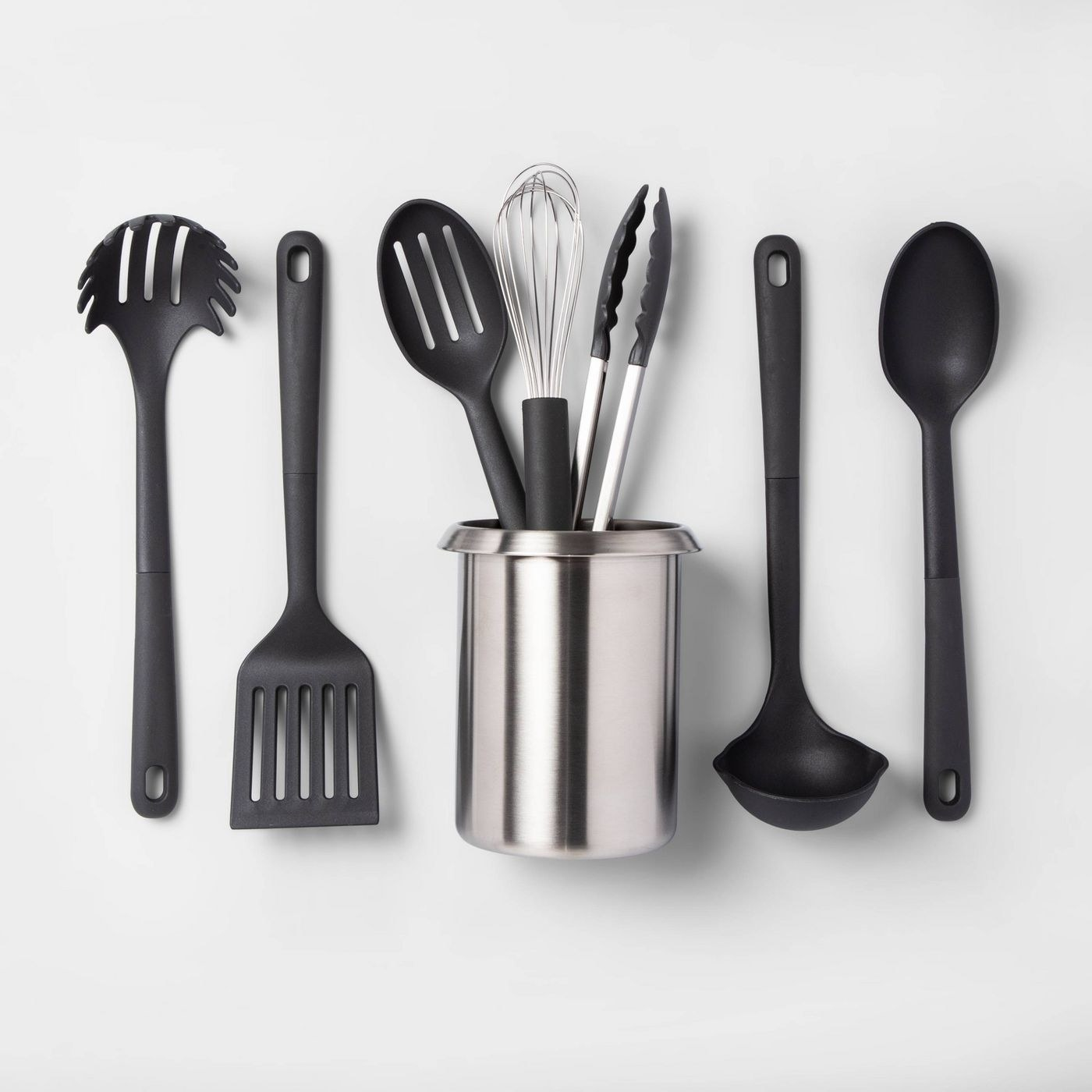 The kitchen utensil set