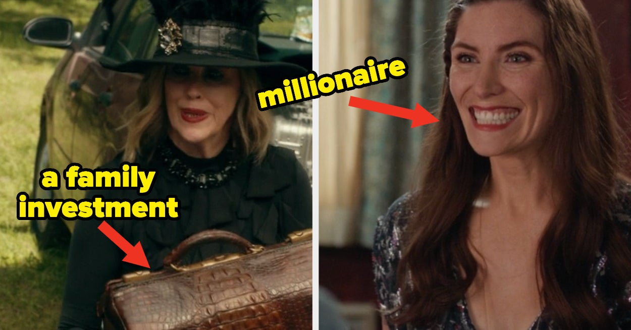 """25 Sneaky Little Money Lessons You Might Not Have Noticed In """"Schitt's Creek"""""""