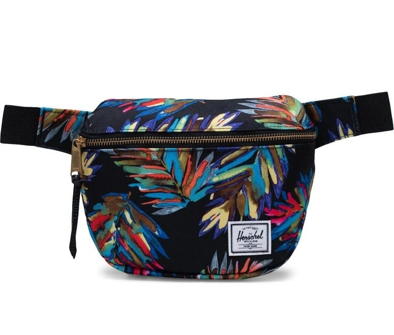 The bag in Painted Palm