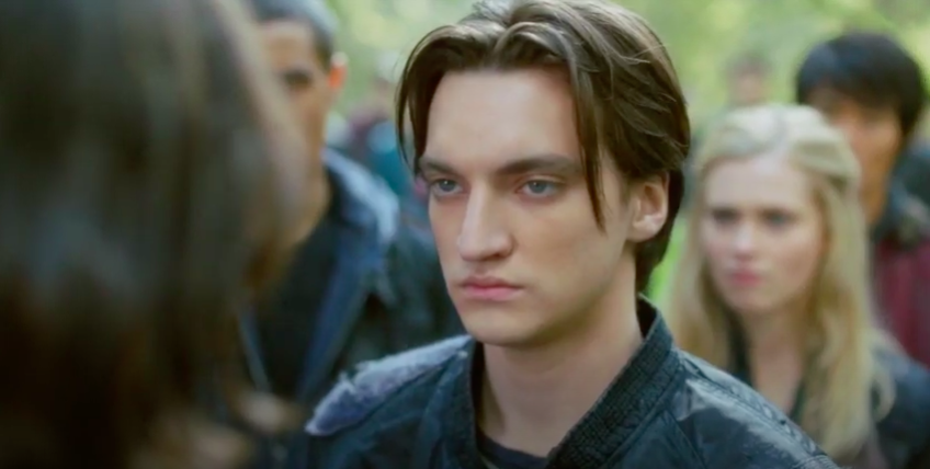 """John from """"The 100"""""""