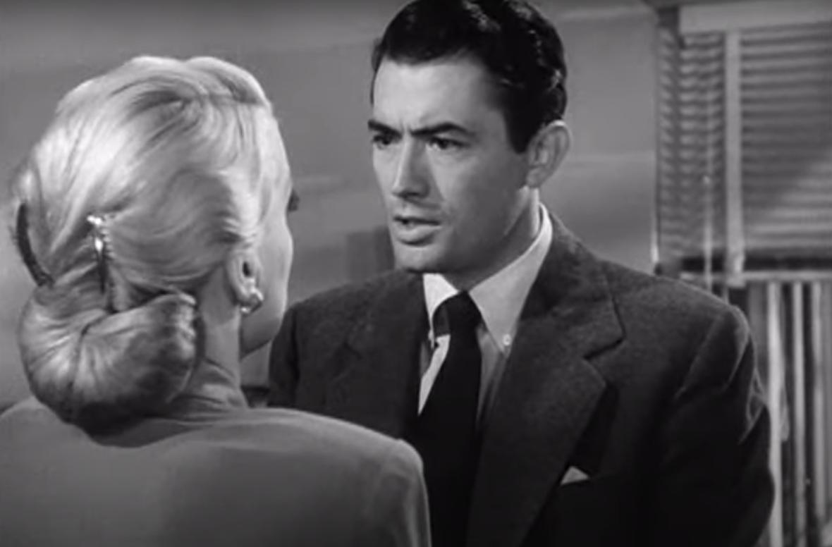 """Gregory Peck in """"Gentleman's Agreement"""""""