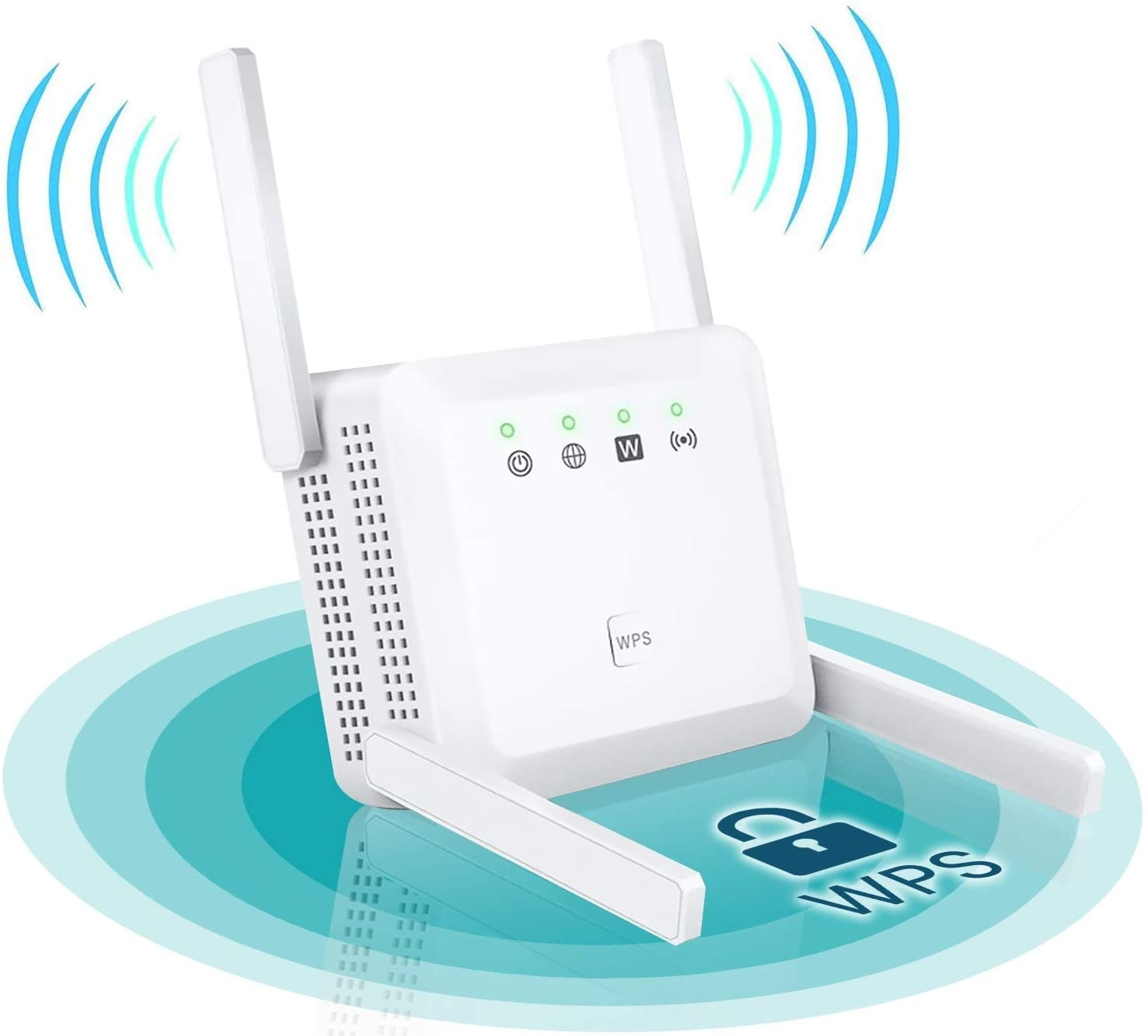 the wifi extender
