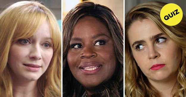 "Answer 10 Simple Questions To Find Out Which ""Good Girls"" Character You Are"