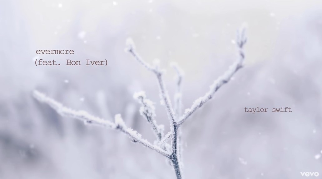Evermore video title page