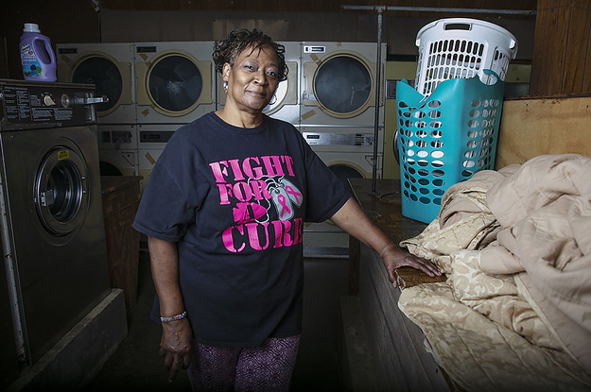 In Jackson, Mississippi, You Can Go Into Debt Trying To Take A Shower