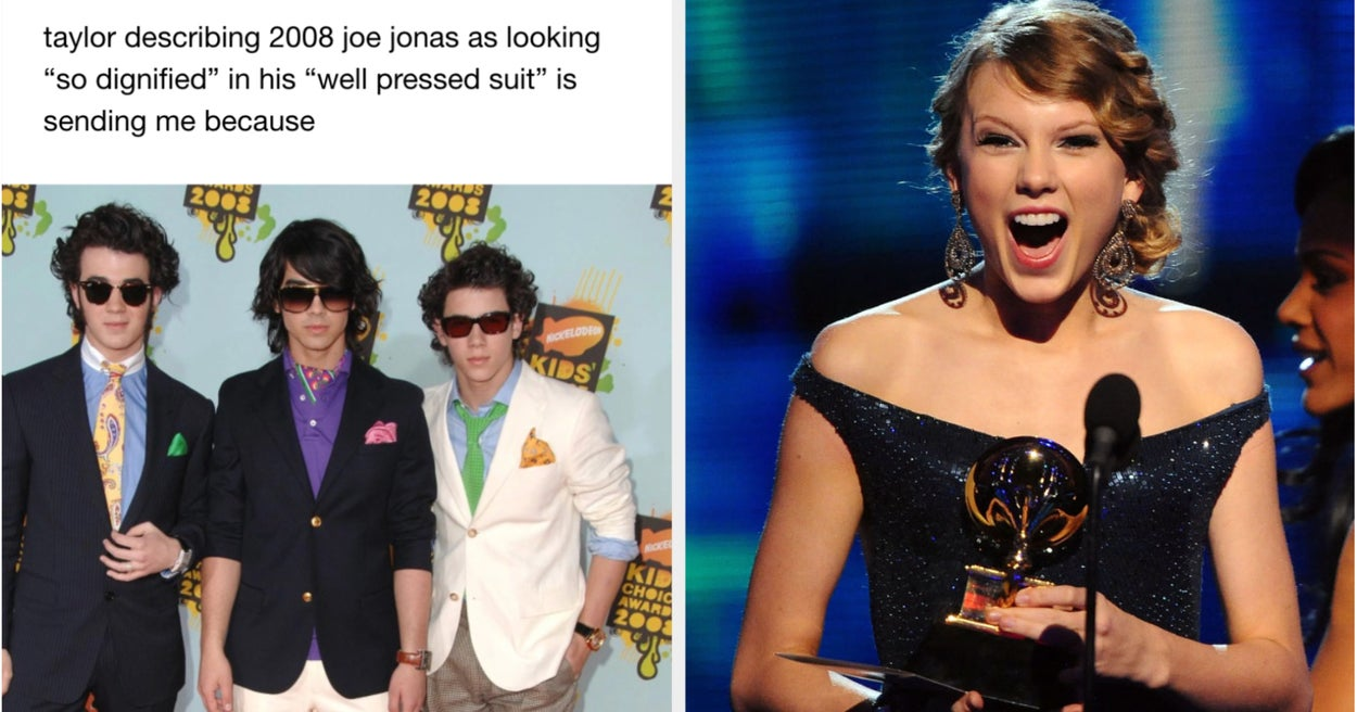 21 Hilarious Posts About Taylor Swift's
