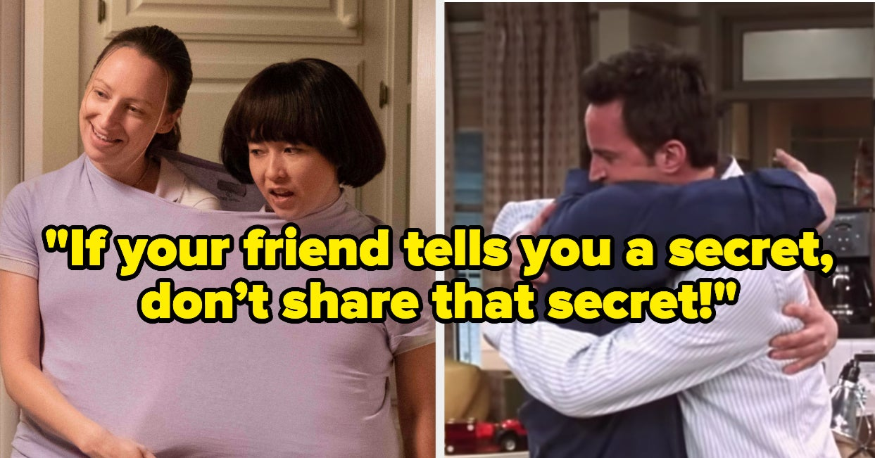 People Are Swearing By These Unspoken Rules Of Friendship, So Please Listen Up