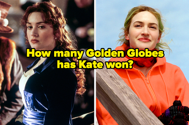 Only True Kate Winslet Fans Can Pass This Trivia Quiz