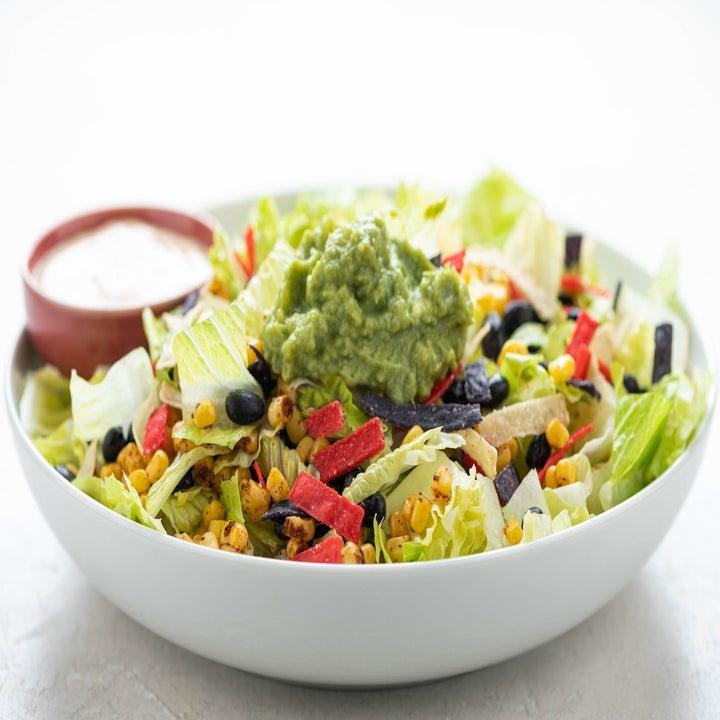 Baja Guacamole Salad