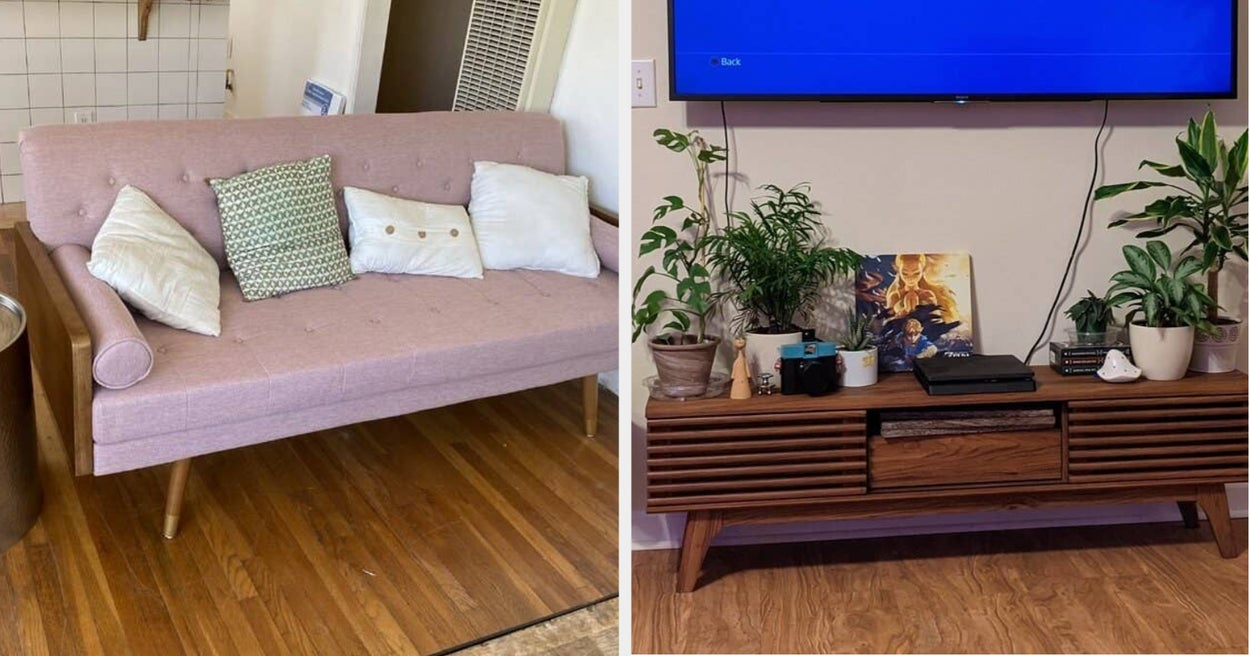 31 Pieces Of Furniture From Wayfair With Such Impressive 5-Star Reviews, You May Want To Own Them Yourself