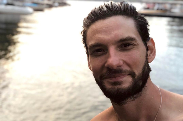 Ben Barnes Is A Total Smokeshow, And Here's The Proof