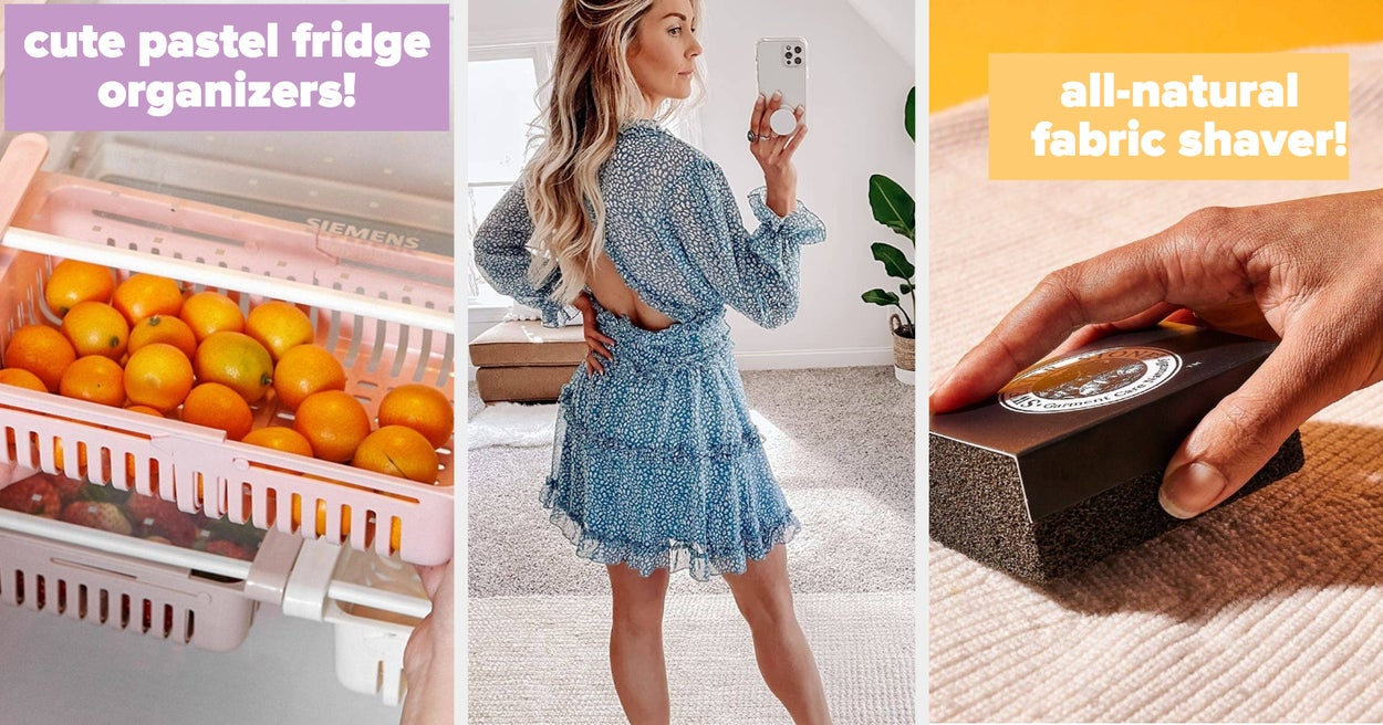 41 Things That Will Upgrade *Everything* In Your Life This Spring