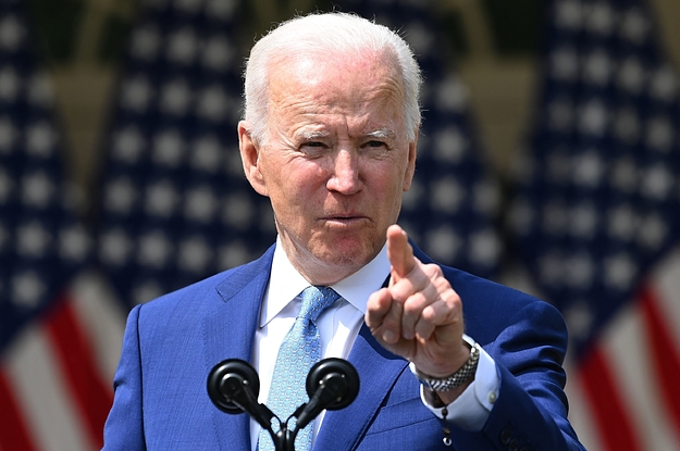 Biden Signed Narrow Gun Control Measures And Begged Congress To Act On The Big Reforms