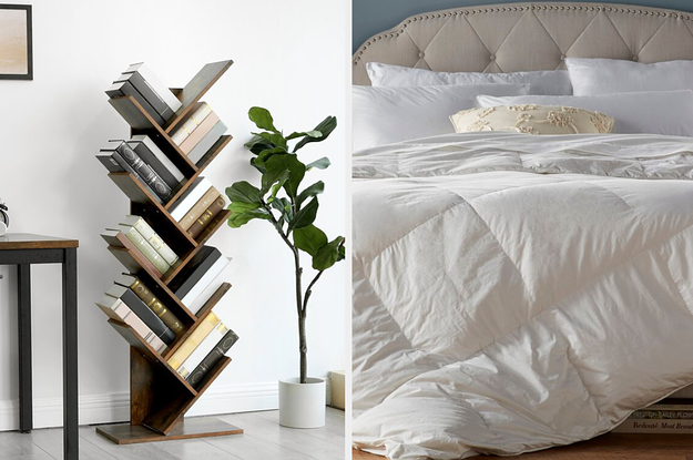 31 Affordable Things From Wayfair That'll Help You Bring Every Room In Your House Up To Date