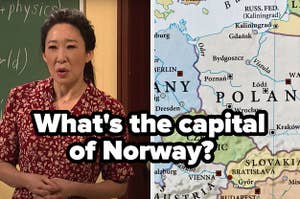 What's the capital of Norway?