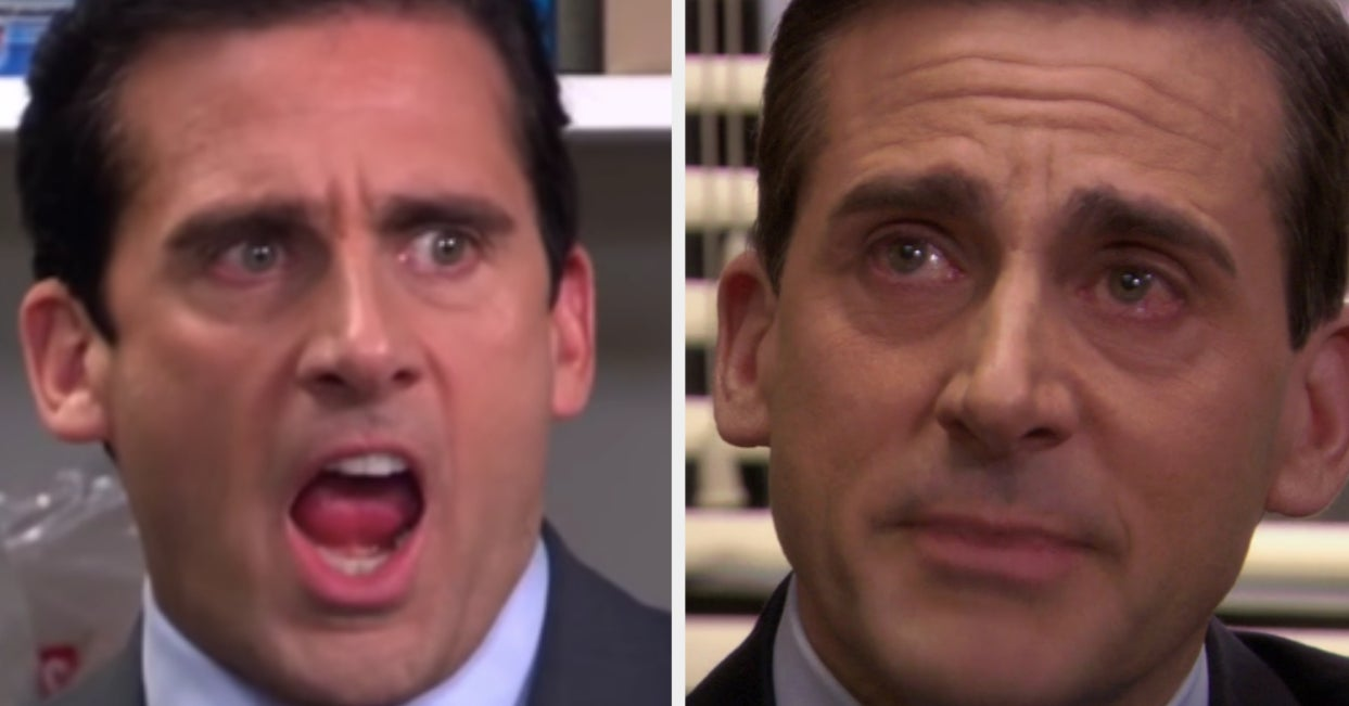 "You Can't Call Yourself A True Fan Of ""The Office"" If You Don't Know Why Michael Scott Is Making These Faces"