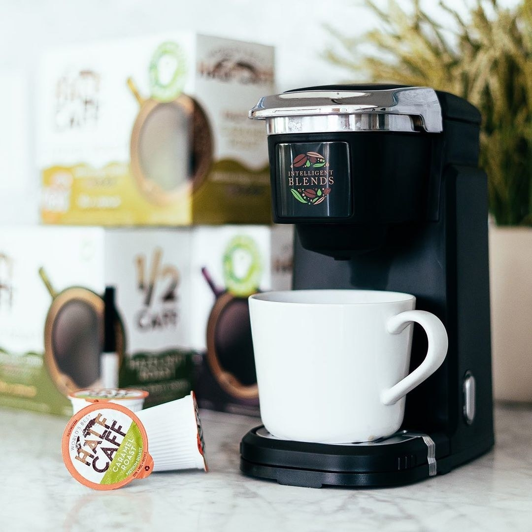 the single cup coffee maker
