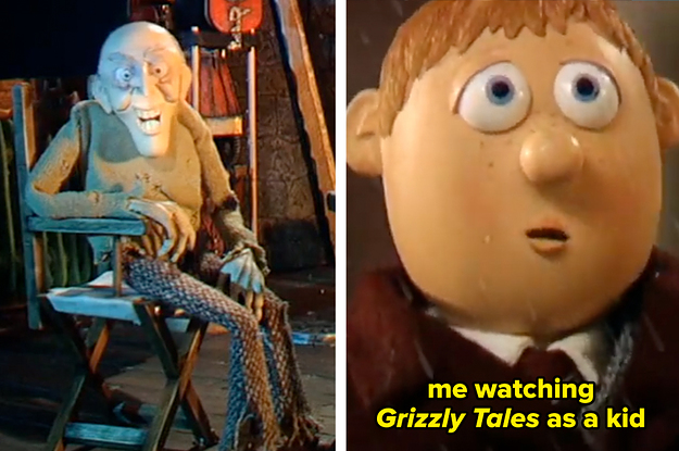 Its Time We Talked About That Childrens Show Called Grizzly Tales For Gruesome Kids
