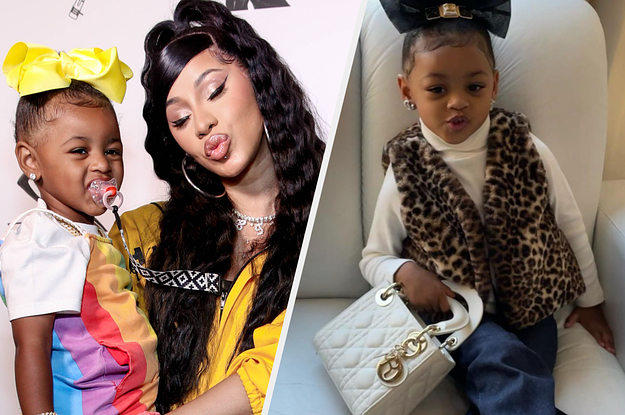 Cardi B Took Her 2-Year-Old Daughter On A $29,000