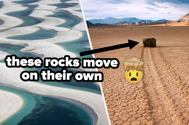 16 Surreal Desert Spots That'll Almost Trick You Into Thinking You're On Mars