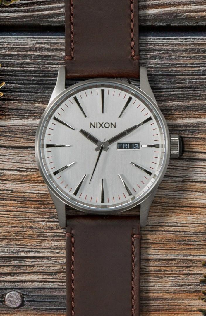 The Nixon Watch