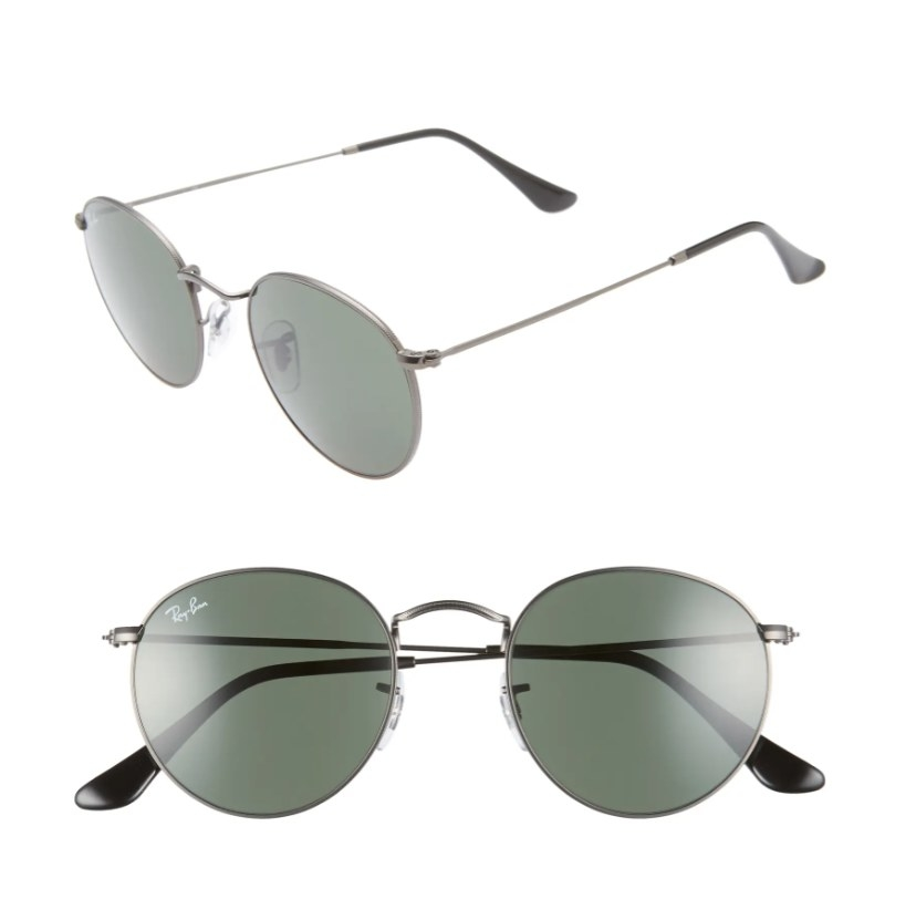 The Ray-Ban sunglasses