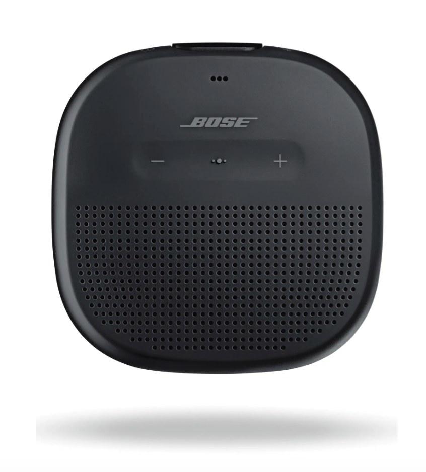 The Bose speaker