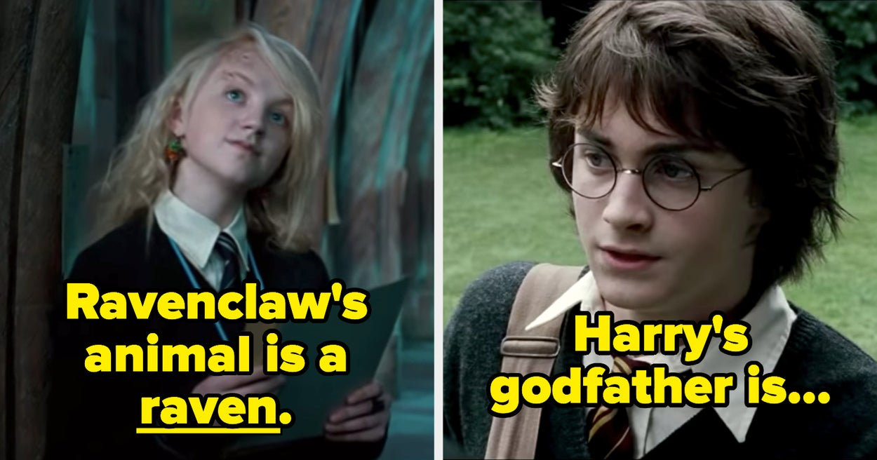 """Can You Win This Increasingly Difficult """"Harry Potter"""" Quiz?"""