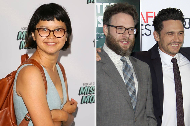 "Charlyne Yi Called James Franco A ""Sexual Predator"" And Accused Seth Rogen Of Enabling His Behavior"