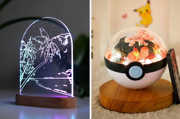 21 Bedroom Decor Items From Etsy That'll Make Your Bedroom Unique