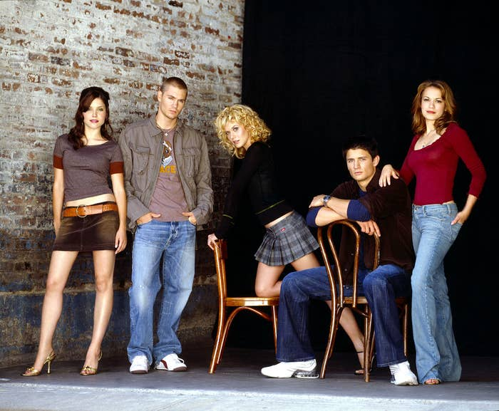 """One Tree Hill"" main cast"