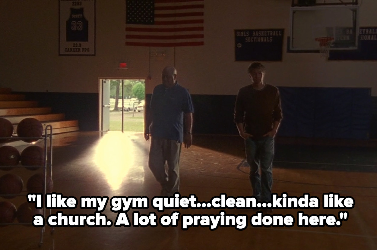 "Whitey: ""I like my gym quiet clean kinda like a church, a lot of praying done here"""
