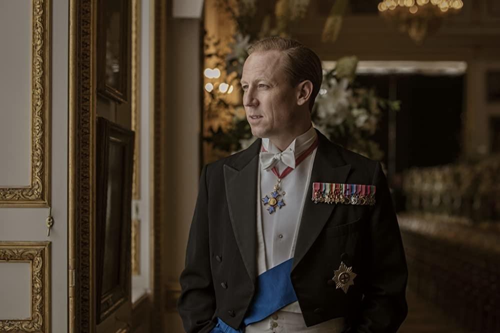 Tobias Menzies in The Crown