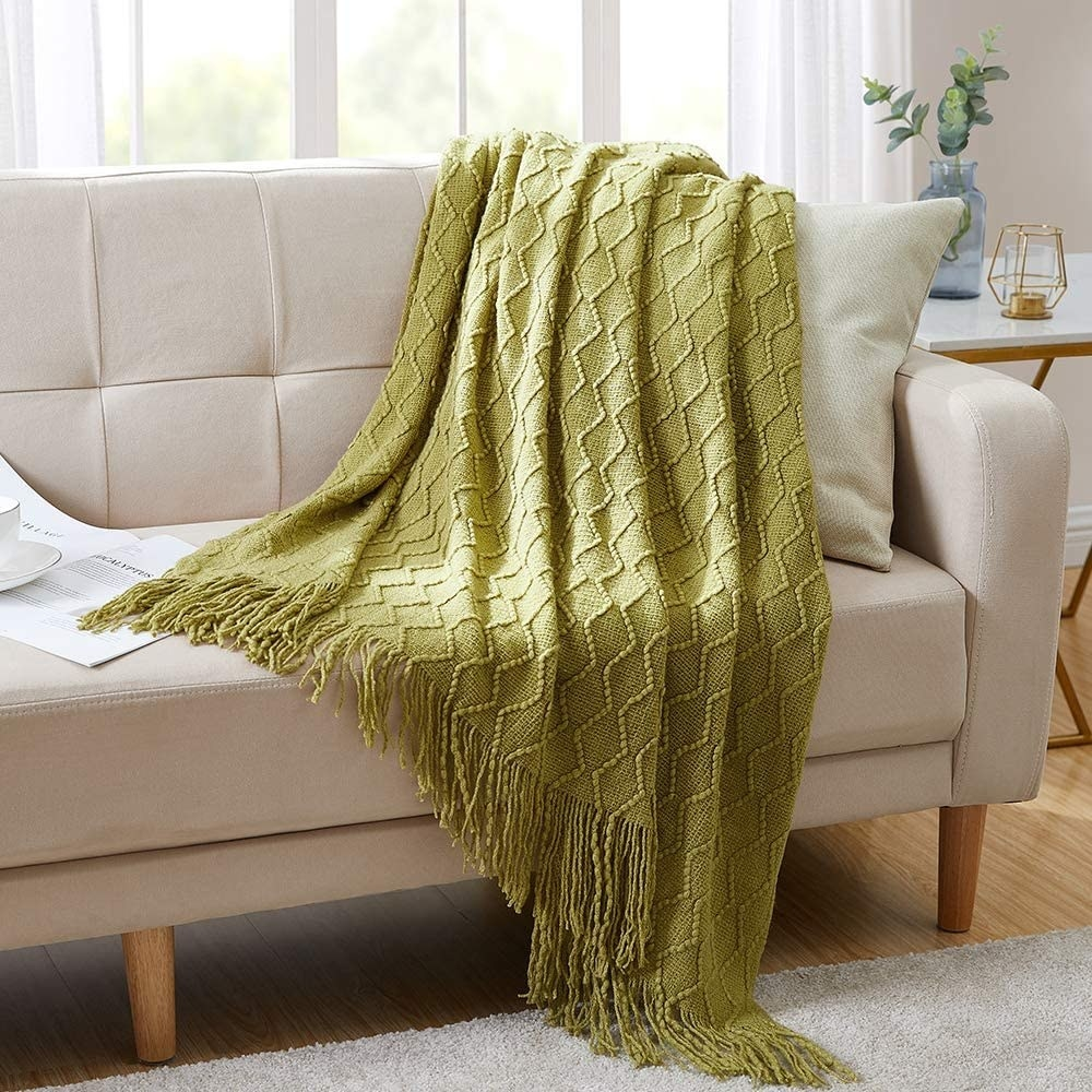 the green blanket