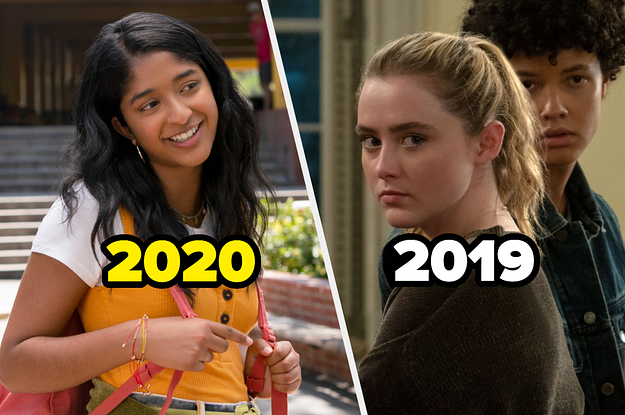 Choose A Teen Drama For Every Year From The Last 10 Years And We'll Guess When You Graduated High School