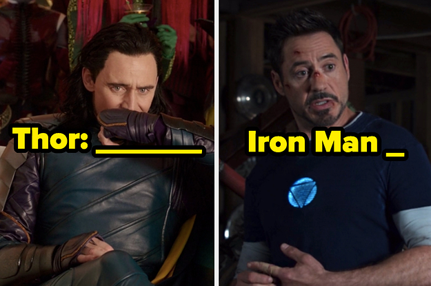 Can You Guess The Marvel Movie From A Random Screencap?