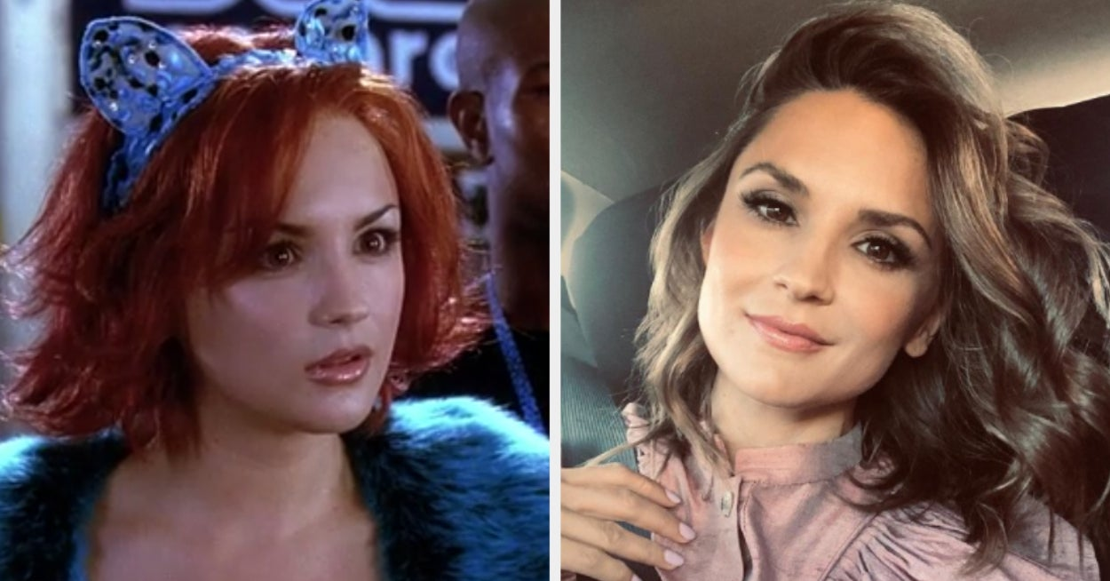 """It's The 20th Anniversary Of """"Josie And The Pussycats"""" — Here's The Cast Then And Now"""