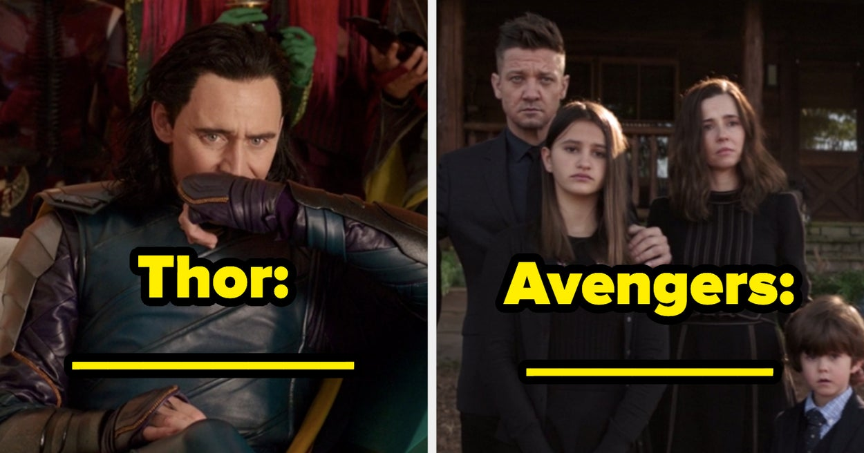 You're Ready For Marvel Phase 4 If You Recognize 20/24 Of These Screencaps