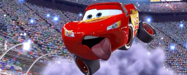 you're not Lightning McQueen