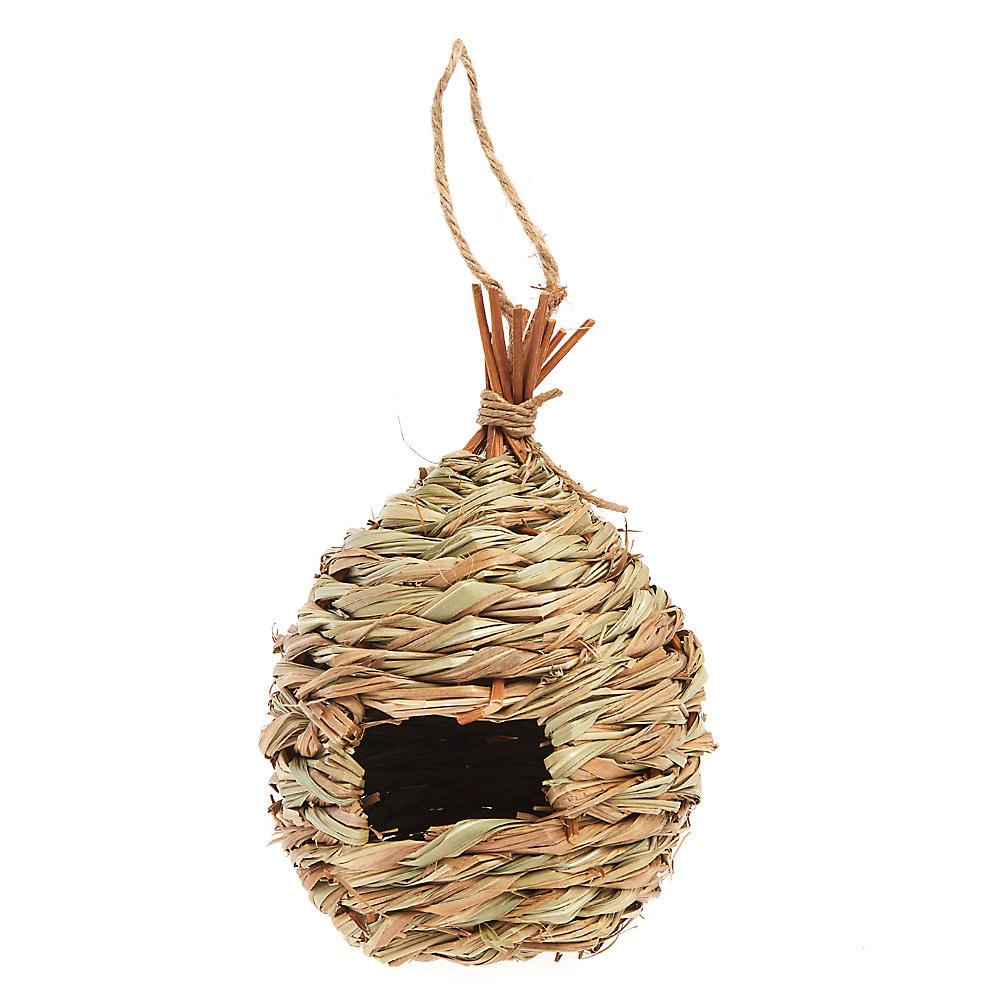 The woven bird's nest
