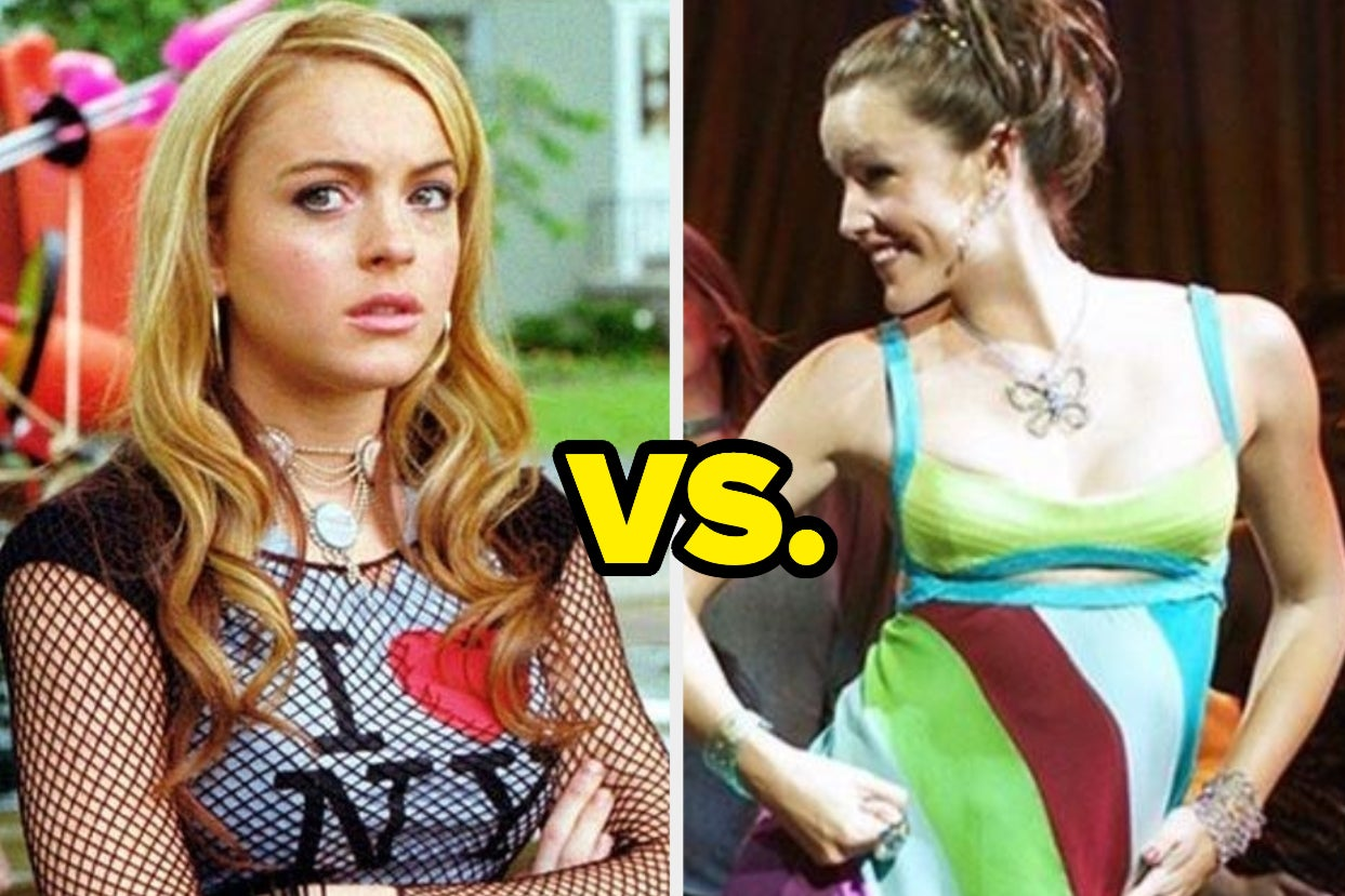 These 18 TV And Movie Outfits Are So 2000s It Hurts Would You Actually Wear Any Of Them?